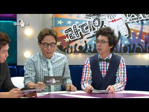 The Radio Star, Lee Moon-se, Yoon Do-hyun, Cultwo #02, 공연장이들 20130417