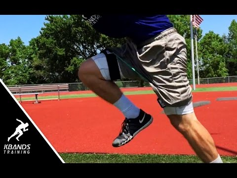 How To Develop Speed | Hip Flexor Drill