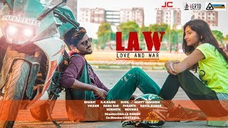L.A.W (Love And War) | Latest Telugu Short Film 2018 | Directed By Challa Harish - YOUTUBE