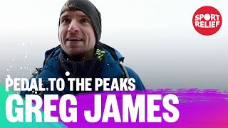 Greg James: Pedal to the Peaks for Sport Relief 2018 - BBC - BBC