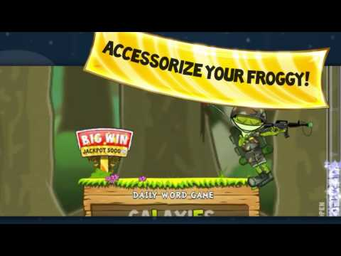 Frogger Jump 2 - Global Gamers Day 2014 Trailer (Mobile)