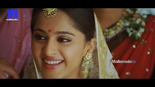 Beautiful Anushka Introudction scene from Arundathi Movie - Sonu Sood Manoram,a - MALLEMALATV
