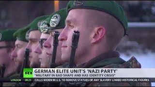 Army Pro-Nazi Party: Elite German military unit probed over far-right extremist claims - RUSSIATODAY
