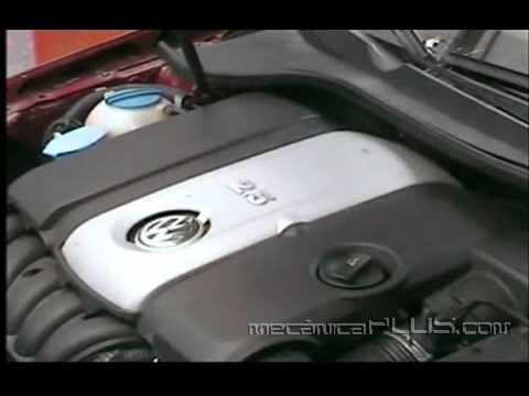 Afinación VW Bora 2006 2.5 L. - Introducción, refacciones y herramientas 1 - www.mecanicaplus.com