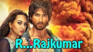 R...Rajkumar : Sonakshi Sinha wanted more dance sequences