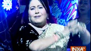 Main Maike Chali Jaungi Tum Dekhte Rahiyo latest update: Is Satya Devi ready to take the dance chal - INDIATV