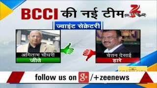 Jagmohan Dalmiya returns as BCCI president - ZEENEWS