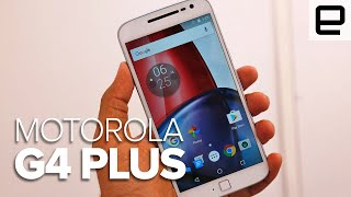 Early Look at the Moto G4 Plus - ENGADGET