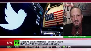 Project Veritas talks Twitter's prying eyes & MSM agenda - RUSSIATODAY