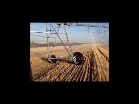 Pivot de irrigação