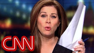 Erin Burnett scorches Trump's 'unpresidential' letter - CNN