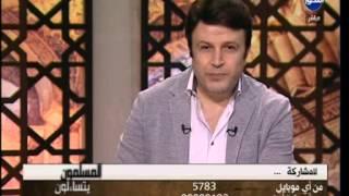 أحمد الصباغ وحوار عن القصص القرأني