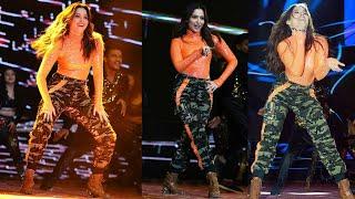Actress Tamanna Hot Dance Performance @ Sarileru Neekevvaru Pre Release Event - TFPC