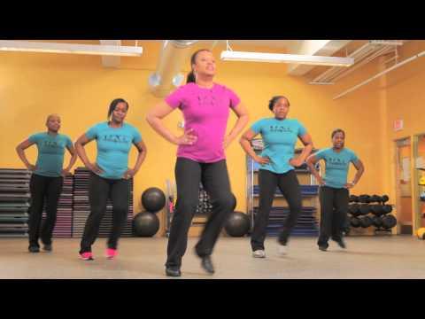 Fab and Fit Cardio: Medium/High Impact Aerobics