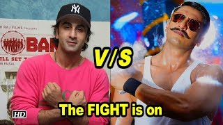 Ranbir V/S Ranveer | The FIGHT is on | IFFM - BOLLYWOODCOUNTRY