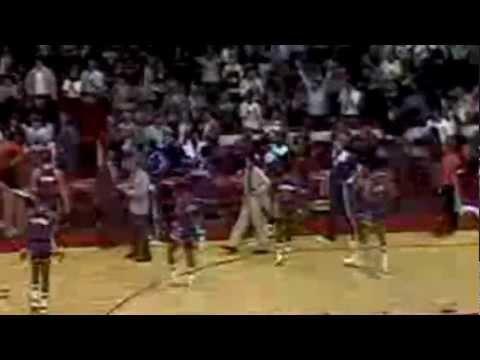 Chicago Bulls vs Washington Bullets | 10-26-84 | Michael Jordan's NBA Debut | HD |