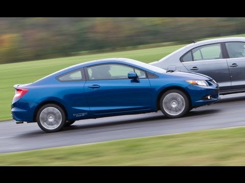 2012 Honda Civic Si - Lightning Lap 2012 - CAR and DRIVER