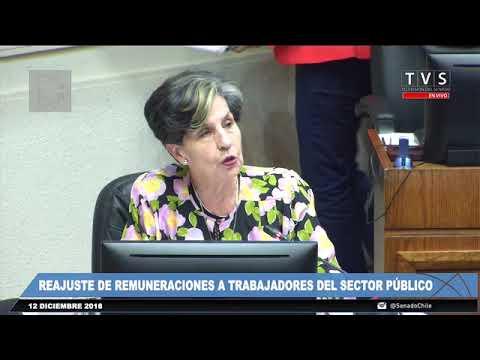 Reajuste del Sector Público y Despido a Funcionarios Públicos