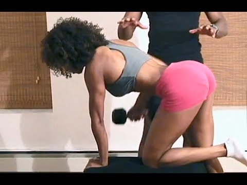 Exercise Routines for Women Video