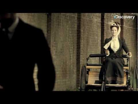 Bertha Benz's Joyride - How We Invented The World