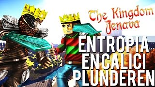 Thumbnail van \'ENTROPIA EN CALICI PLUNDEREN! \'- The Kingdom Jenava Survival - Deel 9