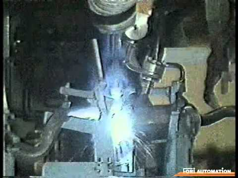 Exhaust Welding