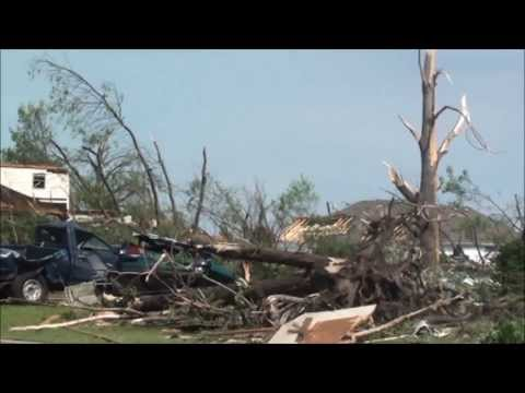 F5 Tornado in Heart of Midwest: Jopin, Missouri