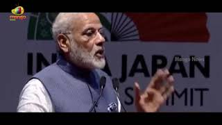 My Dream of Mini Japan Has Come True, says PM Modi | Gujarat | Mango News - MANGONEWS