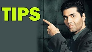 Karan Johar's Fashion tips to zoOm! - EXCLUSIVE