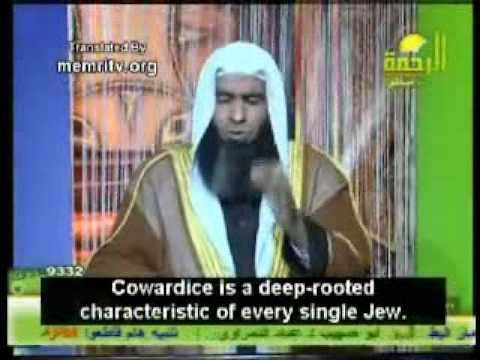 Egyptian Sheik The Worst Enemies of the Muslims after Satan are the Jews