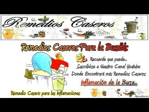 Remedios Caseros para la Bursitis, Remedio para Dolores de Rodilla, Inflamación y Dolor de Rodillas