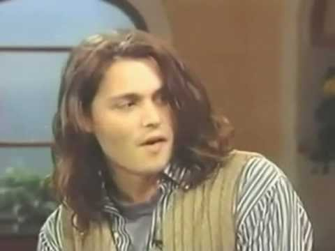 Johnny Depp s Reaction When Told He s Shy