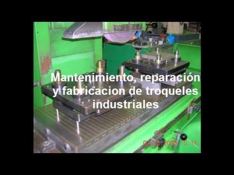troqueles industriales