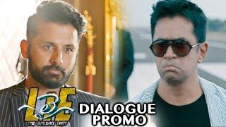 #LIE Movie Dialogue Promo - Nithiin, Arjun, Megha Akash | Hanu Raghavapudi - 14REELS