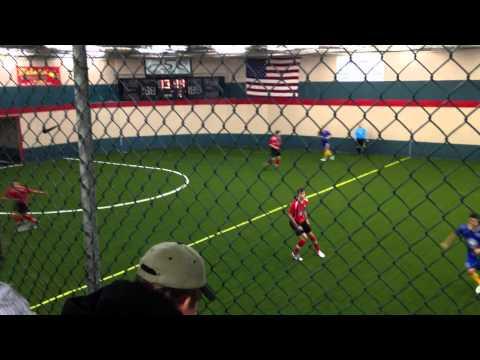 Indoor Soccer PHOENIX vs SAN DIEGO episode 1