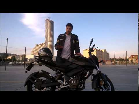 Bajaj Pulsar 200 NS Tanıtım / Review (with English Subtitle)