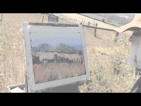 APV Masterclass - Pastel Landscape: Maxwell Wilks