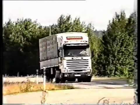 Scania R113 (Driver Instruction Video 1991)