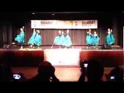 Jhankar Divas  - Contemporary Indian Dance for Bharat Verein 2013,Frankfurt