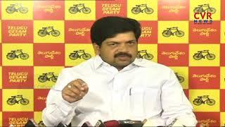 Minister Kollu Ravindra Fires on Pawan Kalyan and GVL Narasimha Rao | CVR NEWS - CVRNEWSOFFICIAL