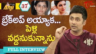 Actor Rahul Ravindran Exclusive Interview | Open Talk with Anji | #37 | Telugu Interviews - TELUGUONE