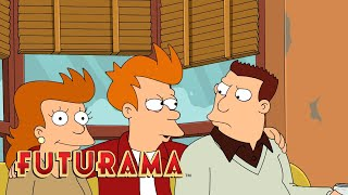 FUTURAMA | Season 10, Episode 10: Family Reunion | SYFY - SYFY