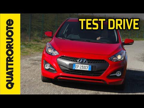 Hyundai i30 wagon 2014 Test Drive