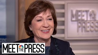Full Collins Interview: 'We still have a lot of questions' for CIA nominee Haspell - NBCNEWS