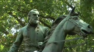 Confederate Monuments at Center of Nationwide Protests - NBCNEWS