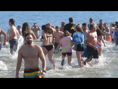 2017 North Beach Polar Bear Plunge