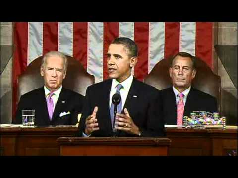 Obama Live September 8 2011 pushes Congress to act now on economy Full Speech -WD48aXZBK5g