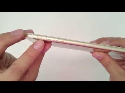 Buka kotak iPhone 6 Plus