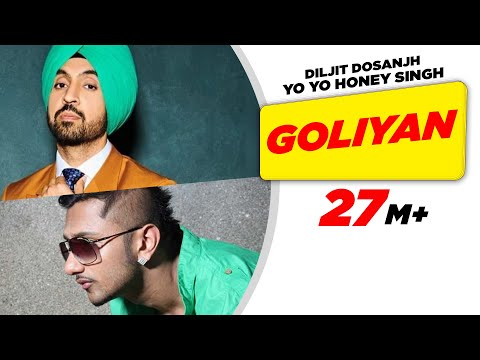 Goliyan- Diljit Dosanjh Feat Honey Singh International Villager Full Song 1080p HD
