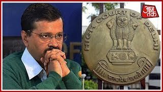 Panel Discussion On High Court's Pending Decision On AAP's 'Office Of Profit' Controversy - AAJTAKTV